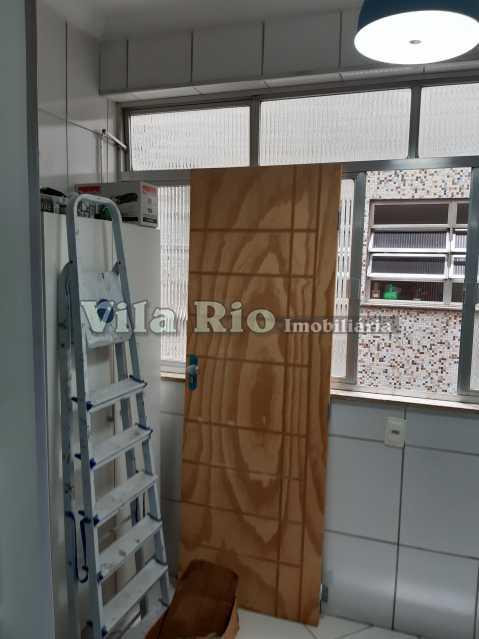 ÁREA 2 - Apartamento 2 quartos à venda Vista Alegre, Rio de Janeiro - R$ 400.000 - VAP20514 - 20