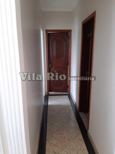 CIRCULAÇÃO - Apartamento 2 quartos à venda Vista Alegre, Rio de Janeiro - R$ 400.000 - VAP20514 - 22
