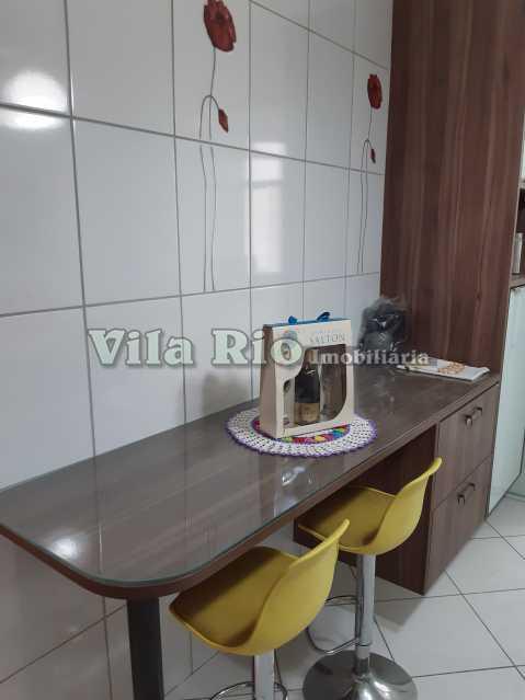 COZINHA 3 - Apartamento 2 quartos à venda Vista Alegre, Rio de Janeiro - R$ 400.000 - VAP20514 - 19