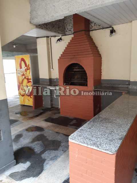 CHURRASQUEIRA - Apartamento 2 quartos à venda Vista Alegre, Rio de Janeiro - R$ 400.000 - VAP20514 - 24