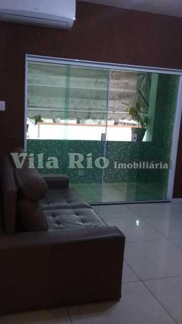 SALA 1 - Apartamento 2 quartos à venda Vista Alegre, Rio de Janeiro - R$ 345.000 - VAP20518 - 3