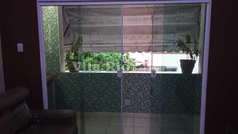 VARANDA - Apartamento 2 quartos à venda Vista Alegre, Rio de Janeiro - R$ 345.000 - VAP20518 - 6