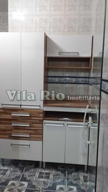 COZINHA 1 - Apartamento 2 quartos à venda Vista Alegre, Rio de Janeiro - R$ 345.000 - VAP20518 - 16