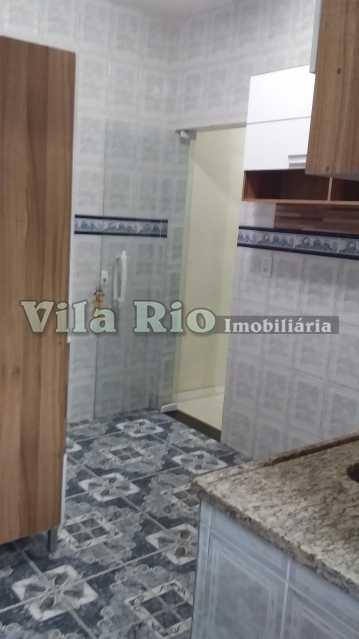 COZINHA 4 - Apartamento 2 quartos à venda Vista Alegre, Rio de Janeiro - R$ 345.000 - VAP20518 - 19