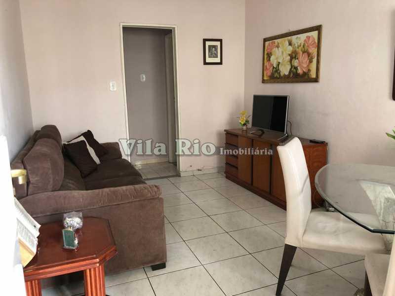Sala 2 - Casa de Vila 2 quartos à venda Braz de Pina, Rio de Janeiro - R$ 250.000 - VCV20017 - 3