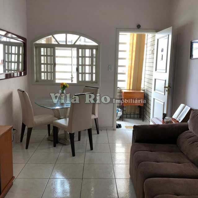Sala1 2 - Casa de Vila 2 quartos à venda Braz de Pina, Rio de Janeiro - R$ 250.000 - VCV20017 - 1