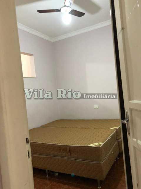 Quarto1 2 - Casa de Vila 2 quartos à venda Braz de Pina, Rio de Janeiro - R$ 250.000 - VCV20017 - 5