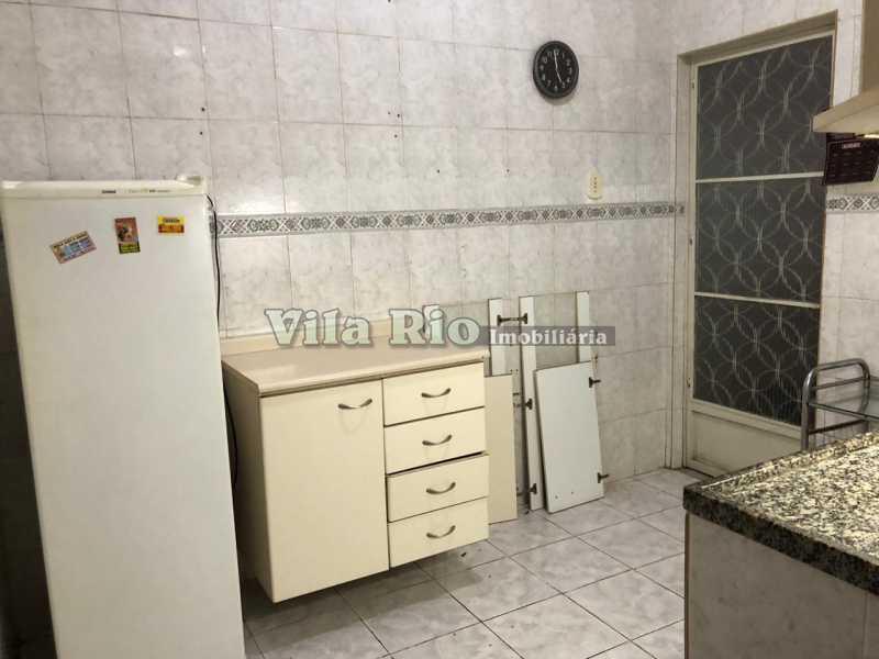 Cozinha 2 - Casa de Vila 2 quartos à venda Braz de Pina, Rio de Janeiro - R$ 250.000 - VCV20017 - 13