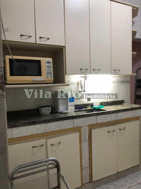 Cozinha1 2 - Casa de Vila Braz de Pina,Rio de Janeiro,RJ À Venda,2 Quartos,72m² - VCV20017 - 14