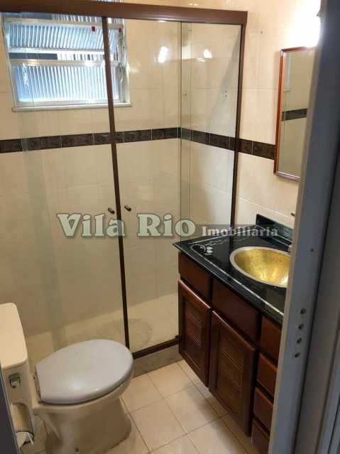 Banheiro 2 - Casa de Vila Braz de Pina,Rio de Janeiro,RJ À Venda,2 Quartos,72m² - VCV20017 - 11