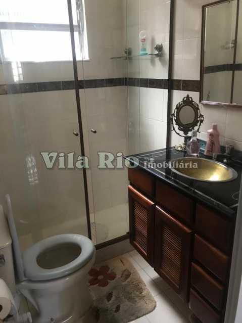 Banheiro - Casa de Vila 2 quartos à venda Braz de Pina, Rio de Janeiro - R$ 250.000 - VCV20017 - 12