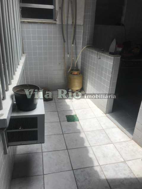 Quintal atras - Casa de Vila 2 quartos à venda Braz de Pina, Rio de Janeiro - R$ 250.000 - VCV20017 - 18