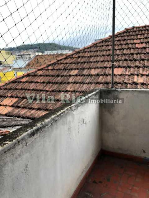 Terraço 2 - Casa de Vila Braz de Pina,Rio de Janeiro,RJ À Venda,2 Quartos,72m² - VCV20017 - 22