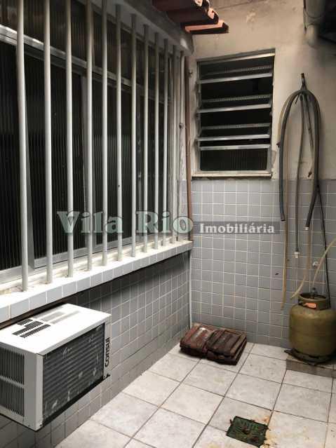 AREA 2 - Casa de Vila 2 quartos à venda Braz de Pina, Rio de Janeiro - R$ 250.000 - VCV20017 - 16