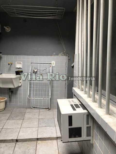 AREA - Casa de Vila 2 quartos à venda Braz de Pina, Rio de Janeiro - R$ 250.000 - VCV20017 - 17