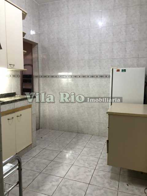 COZINHA - Casa de Vila 2 quartos à venda Braz de Pina, Rio de Janeiro - R$ 250.000 - VCV20017 - 15