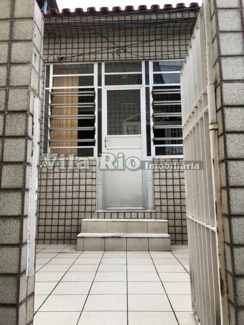ENTRADA 2 - Casa de Vila 2 quartos à venda Braz de Pina, Rio de Janeiro - R$ 250.000 - VCV20017 - 19