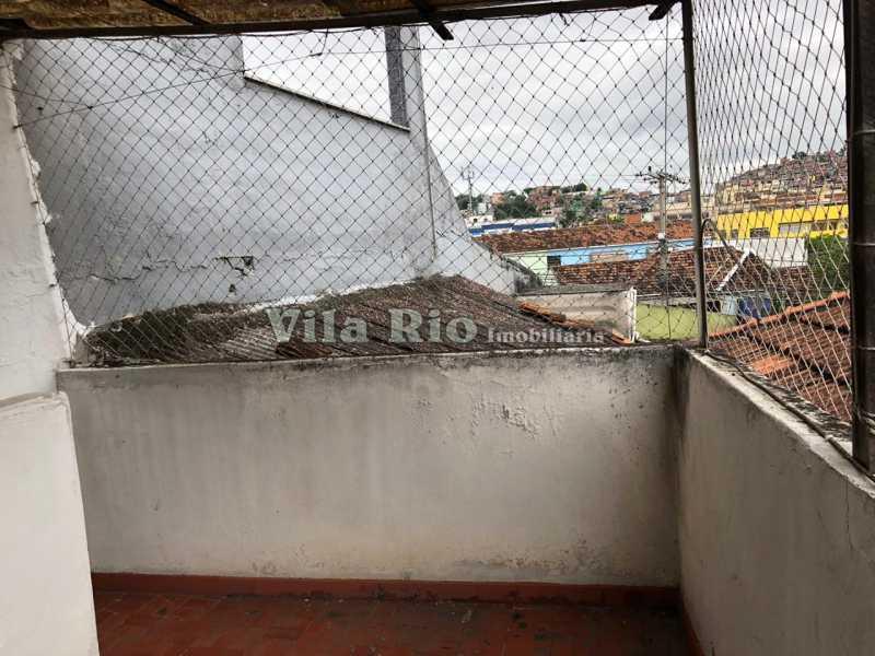 TERRAÇO - Casa de Vila Braz de Pina,Rio de Janeiro,RJ À Venda,2 Quartos,72m² - VCV20017 - 21