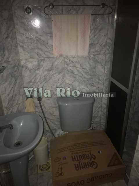 Banheiro - Casa de Vila Braz de Pina,Rio de Janeiro,RJ À Venda,1 Quarto,36m² - VCV10003 - 6