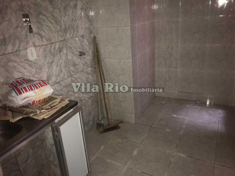 Cozinha - Casa de Vila Braz de Pina,Rio de Janeiro,RJ À Venda,1 Quarto,36m² - VCV10003 - 7