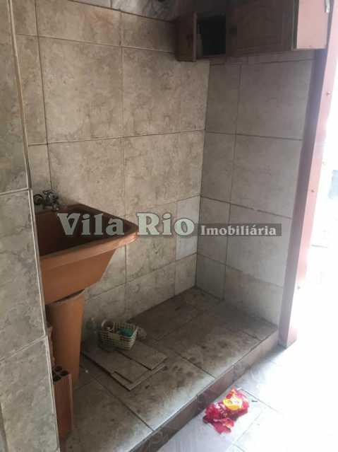 Área - Casa de Vila Braz de Pina,Rio de Janeiro,RJ À Venda,1 Quarto,36m² - VCV10003 - 9