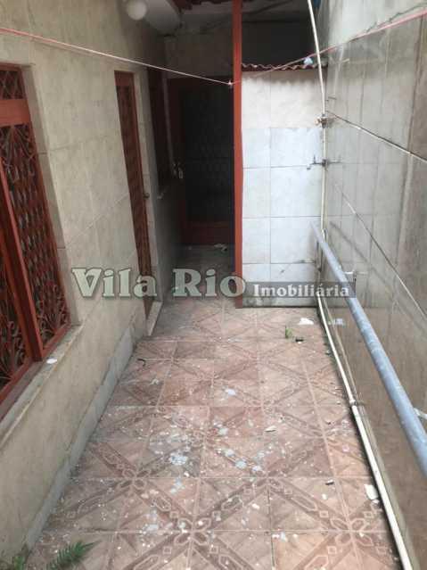 Entrada - Casa de Vila Braz de Pina,Rio de Janeiro,RJ À Venda,1 Quarto,36m² - VCV10003 - 10