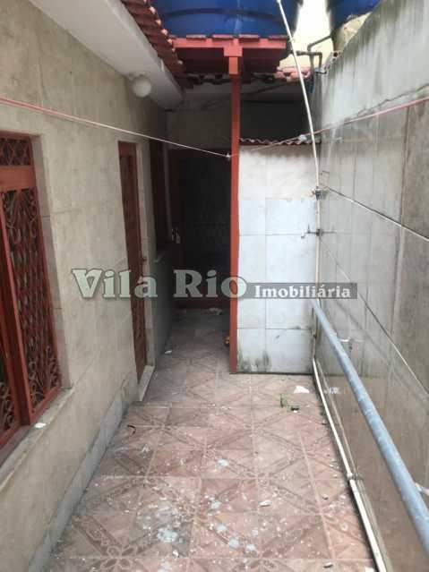 Quintal - Casa de Vila Braz de Pina,Rio de Janeiro,RJ À Venda,1 Quarto,36m² - VCV10003 - 11