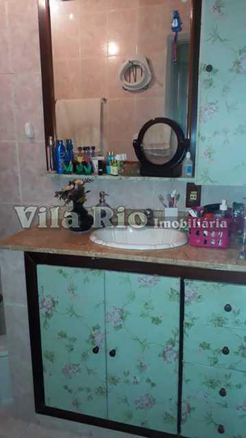 Banheiro social.1 - Apartamento 2 quartos à venda Olaria, Rio de Janeiro - R$ 300.000 - VAP20525 - 11