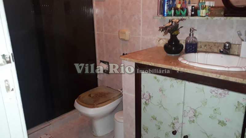 Banheiro social.2 - Apartamento 2 quartos à venda Olaria, Rio de Janeiro - R$ 300.000 - VAP20525 - 12