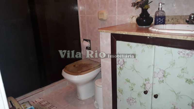 Banheiro social - Apartamento 2 quartos à venda Olaria, Rio de Janeiro - R$ 300.000 - VAP20525 - 13