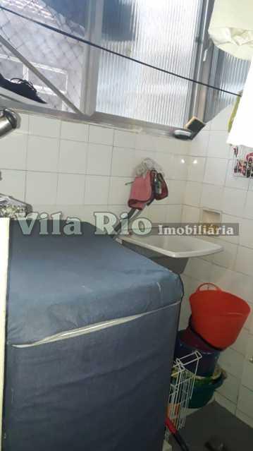 Área de serviço.1 - Apartamento 2 quartos à venda Olaria, Rio de Janeiro - R$ 300.000 - VAP20525 - 19