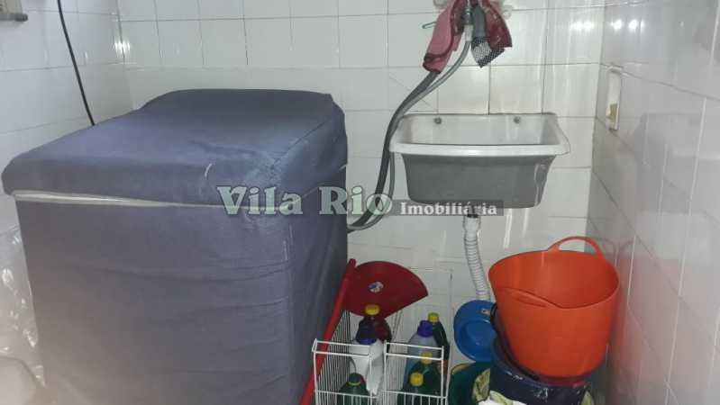 Área de serviço - Apartamento 2 quartos à venda Olaria, Rio de Janeiro - R$ 300.000 - VAP20525 - 20