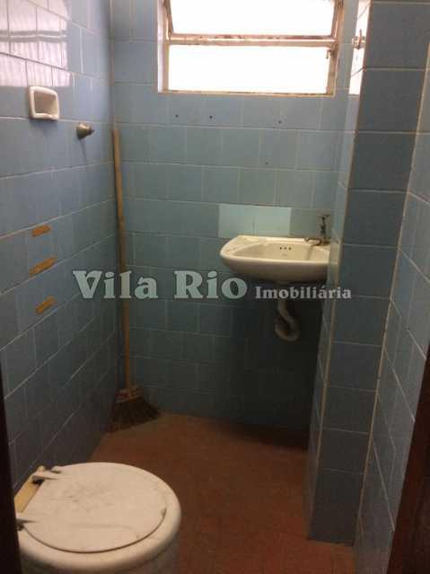 Banheiro.1 - Sala Comercial 25m² à venda Penha, Rio de Janeiro - R$ 50.000 - VSL00019 - 10