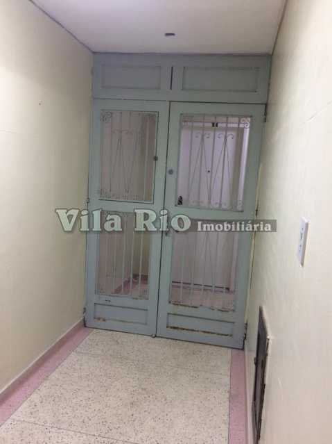 Circulação externa - Sala Comercial 25m² à venda Penha, Rio de Janeiro - R$ 50.000 - VSL00019 - 13