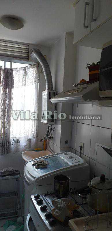 COZINHA.ÁREA - Apartamento 3 quartos para venda e aluguel Parada de Lucas, Rio de Janeiro - R$ 190.000 - VAP30162 - 8