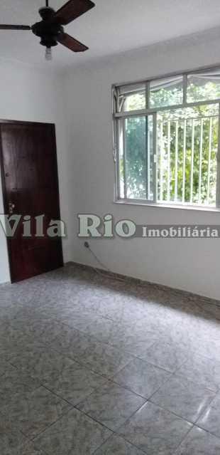 SALA 1 - Apartamento Vaz Lobo,Rio de Janeiro,RJ À Venda,2 Quartos,60m² - VAP20536 - 1