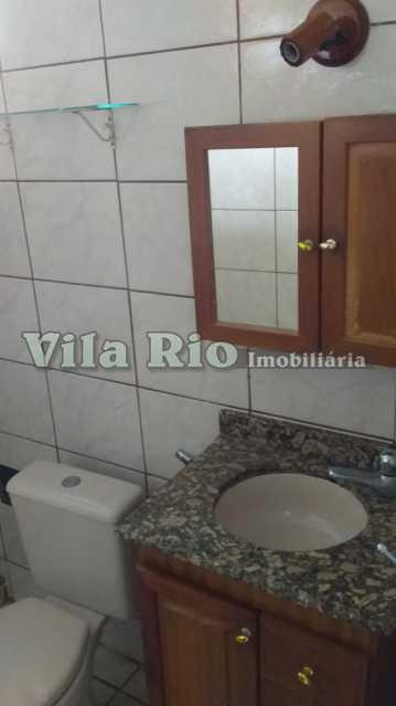 BANHEIRO 1 - Apartamento Vaz Lobo,Rio de Janeiro,RJ À Venda,2 Quartos,60m² - VAP20536 - 15