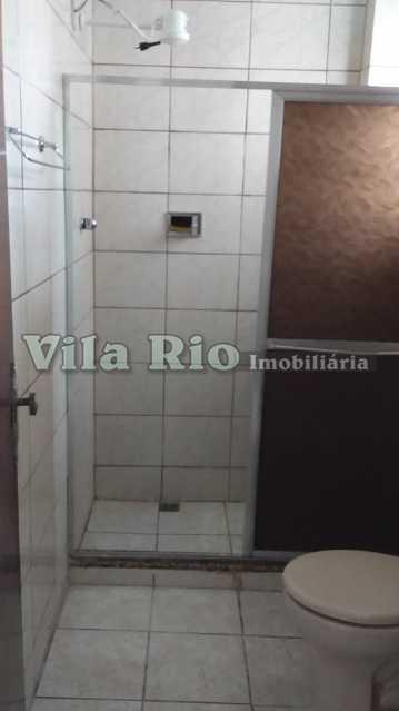 BANHEIRO 2 - Apartamento Vaz Lobo,Rio de Janeiro,RJ À Venda,2 Quartos,60m² - VAP20536 - 16