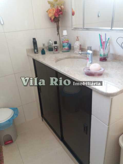 BANHEIRO 1 - Apartamento 2 quartos à venda Vila Kosmos, Rio de Janeiro - R$ 370.000 - VAP20538 - 7
