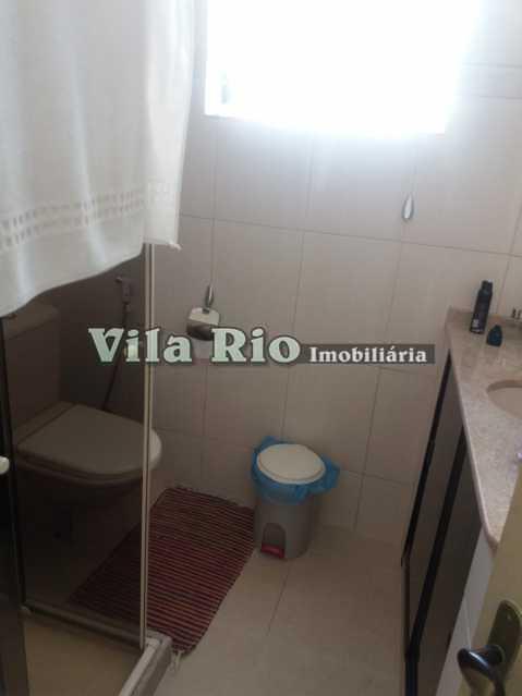 BANHEIRO 2 - Apartamento 2 quartos à venda Vila Kosmos, Rio de Janeiro - R$ 370.000 - VAP20538 - 8