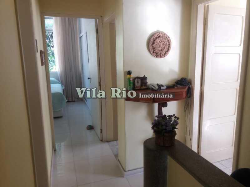 CIRCULAÇÃO - Apartamento 2 quartos à venda Vila Kosmos, Rio de Janeiro - R$ 370.000 - VAP20538 - 9