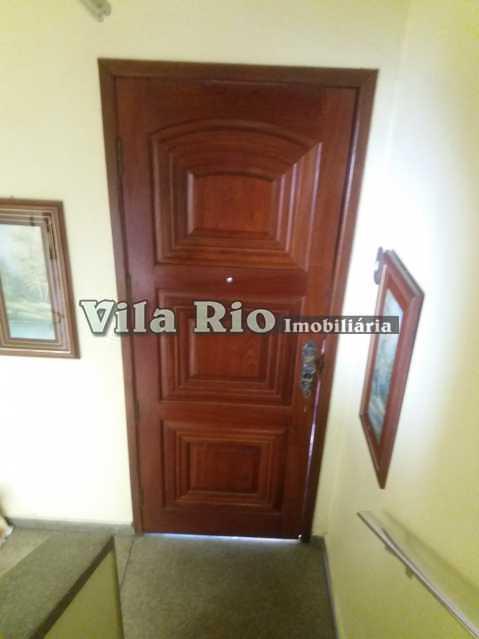 ENTRADA - Apartamento 2 quartos à venda Vila Kosmos, Rio de Janeiro - R$ 370.000 - VAP20538 - 12
