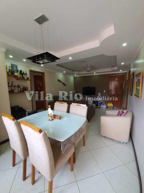 SALA 2 - Apartamento 3 quartos à venda Vila Kosmos, Rio de Janeiro - R$ 550.000 - VAP30164 - 3