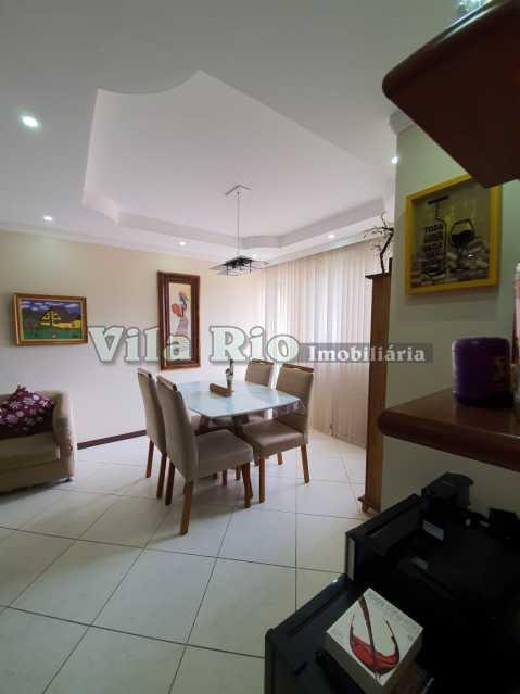 SALA 3 - Apartamento 3 quartos à venda Vila Kosmos, Rio de Janeiro - R$ 550.000 - VAP30164 - 4
