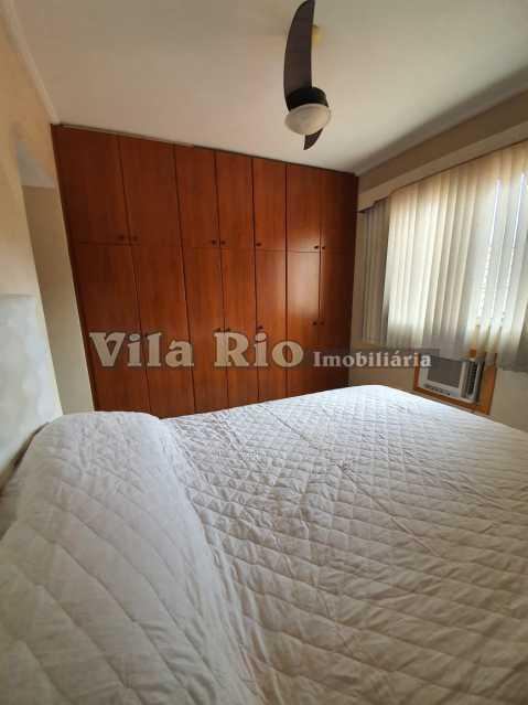 QUARTO1 1 - Apartamento 3 quartos à venda Vila Kosmos, Rio de Janeiro - R$ 550.000 - VAP30164 - 9