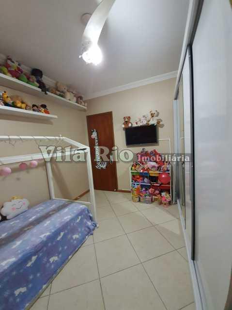 QUARTO2 1 - Apartamento 3 quartos à venda Vila Kosmos, Rio de Janeiro - R$ 550.000 - VAP30164 - 12