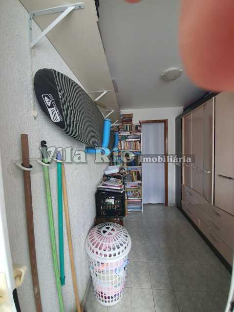 DEPENDENCIA - Apartamento 3 quartos à venda Vila Kosmos, Rio de Janeiro - R$ 550.000 - VAP30164 - 18