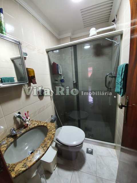 BANHEIRO 1 - Apartamento 3 quartos à venda Vila Kosmos, Rio de Janeiro - R$ 550.000 - VAP30164 - 19
