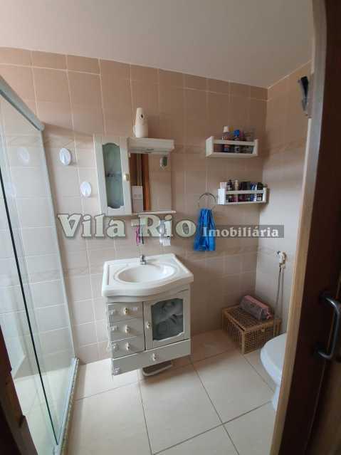 BANHEIRO 4 - Apartamento 3 quartos à venda Vila Kosmos, Rio de Janeiro - R$ 550.000 - VAP30164 - 22