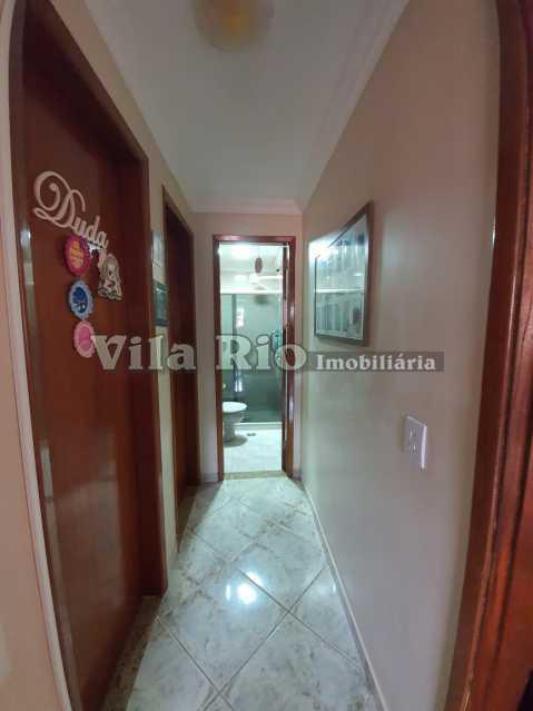 CIRCULAÇÃO - Apartamento 3 quartos à venda Vila Kosmos, Rio de Janeiro - R$ 550.000 - VAP30164 - 24